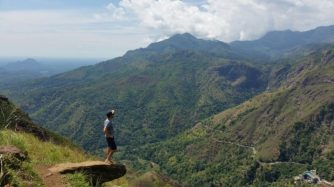 Little Adam's Peak - Our Travel Experience
