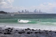 Gold Coast surf