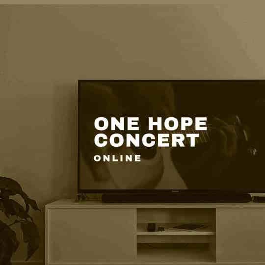 one hope concert