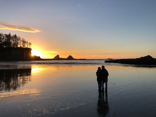 Sunset Bay, Oregon Coast