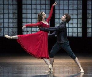 Кристиан Шпук: «Ромео и Джульетта». Фото Gregory Batardon