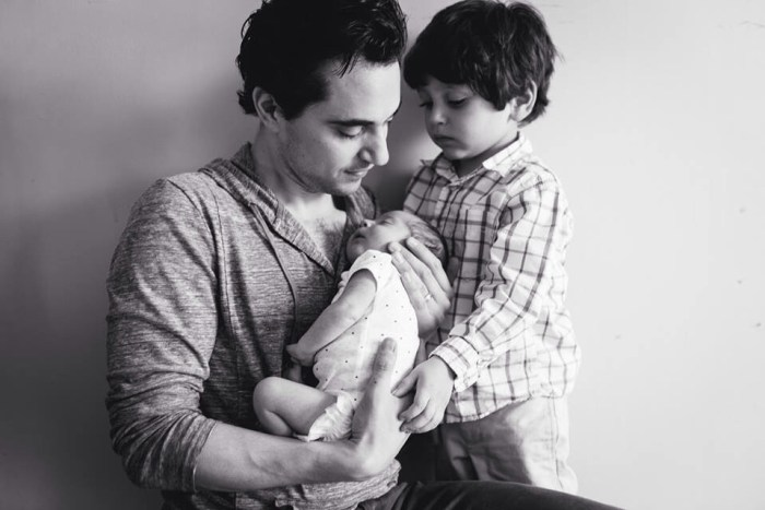 Vice President of The Fatherhood Initiative Vincent DiCaro