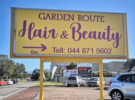 GARDEN ROUTE HAIR AND BEAUTY