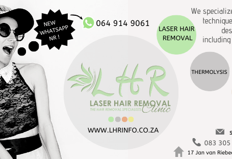 LHRINF LASER HAIR REMOVAL