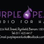 Purple Pear Studio For Hair