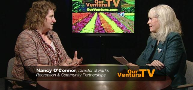 Nancy O'Connor, Ventura Parks and Recreation