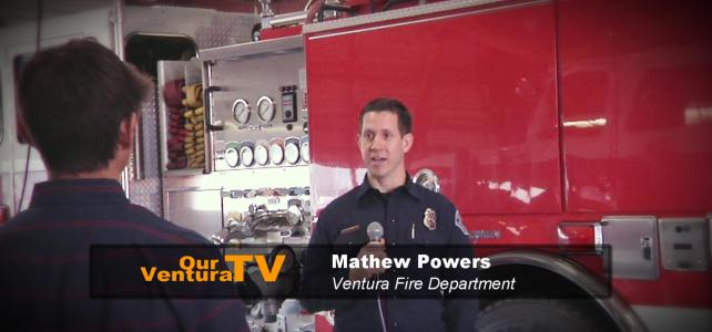 Mathew Powers, Ask a Firefighter