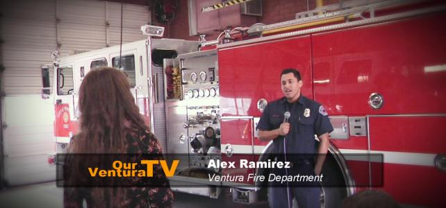 Does Your Fire Station Really Have A Fire Pole? (1min)