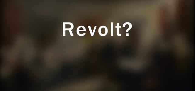 Revolt, Independence Day