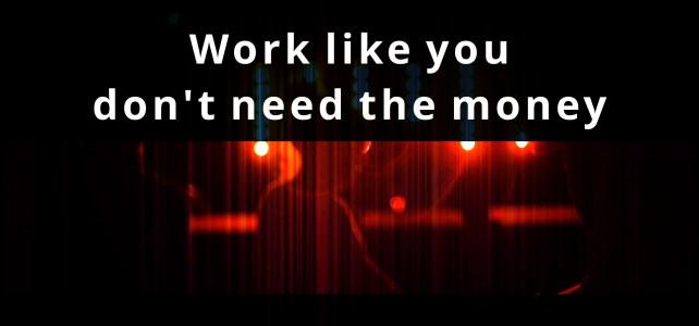 Work, Dance, Love: Mark Twain