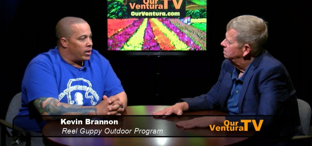 Kevin Brannon, Reel Guppy Outdoor Program