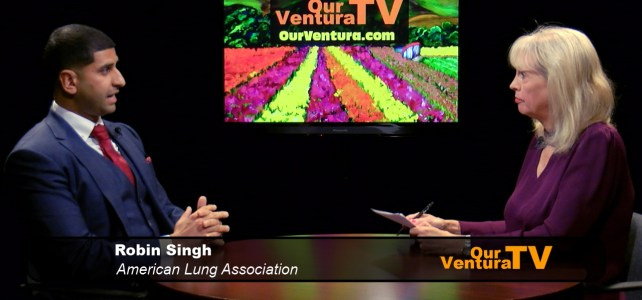 Robin Singh, American Lung Association