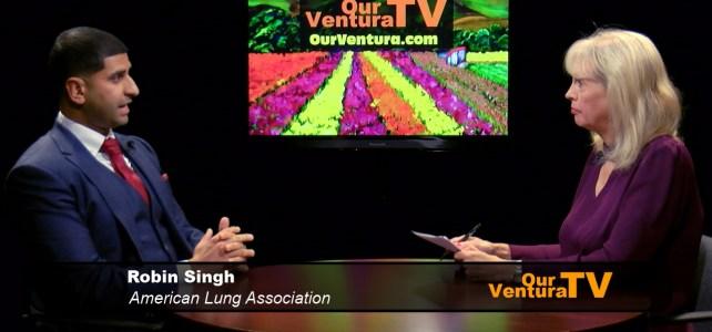 Robin Singh, American Lung Association
