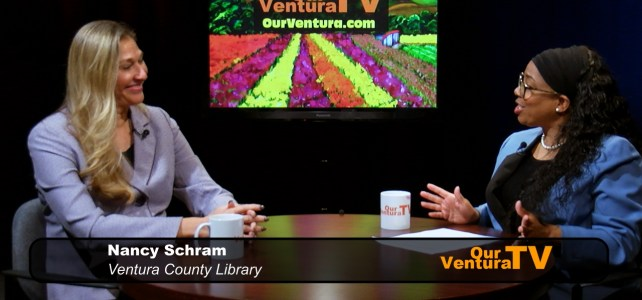 Nancy Schram, Ventura County Libraries