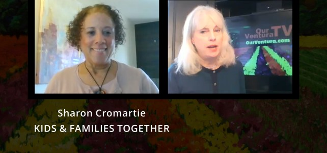 Sharon Cromartie, Kids & Families Together
