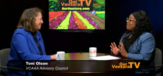 Toni Olson, VCAAA Advisory Council