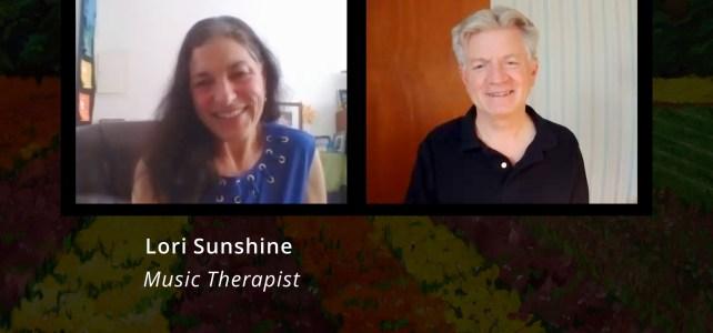 Lori Sunshine, Music Therapy