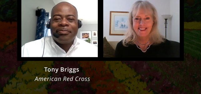 Tony Briggs, Red Cross of Central California