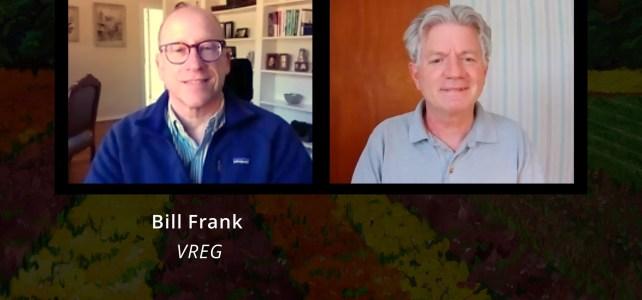 Bill Frank, VREG