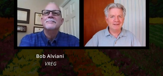 Bob Alviani, VREG