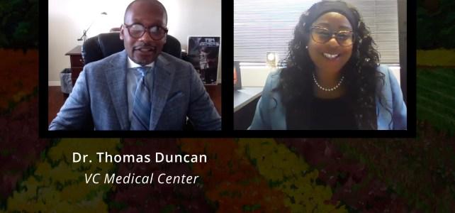 Dr. Thomas Duncan