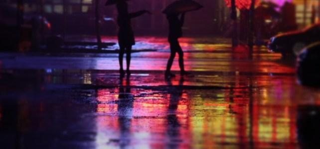 Warmer Rain (II)