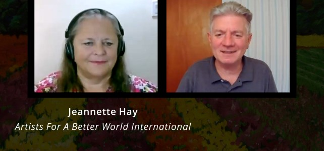 Jeannette Hay, Artists For A Better World International