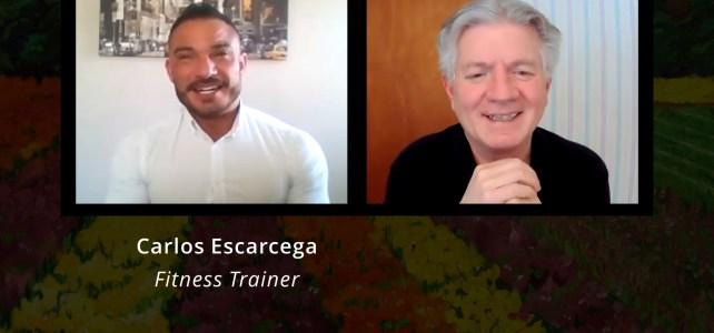 Carlos Escarcega on Home Workouts