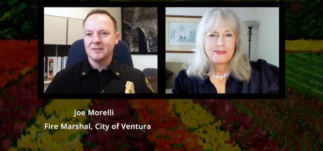 Joe Morelli, Ventura Fire Hazard Reduction Program