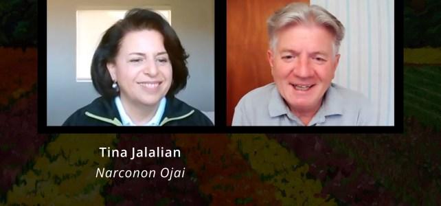 Tina Jalalian, Holistic Drug Rehabilitation
