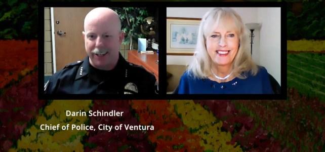Darin Schindler, Ventura Chief of Police