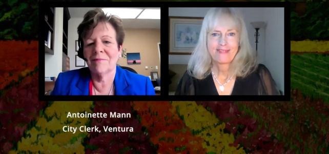 Antoinette Mann, Ventura Voter Redistricting