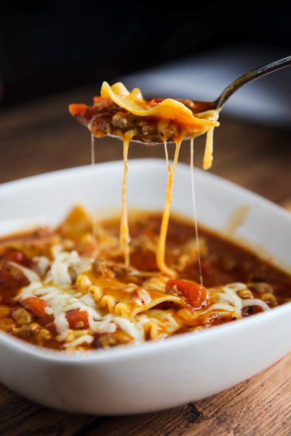 Lasagna Soup-3