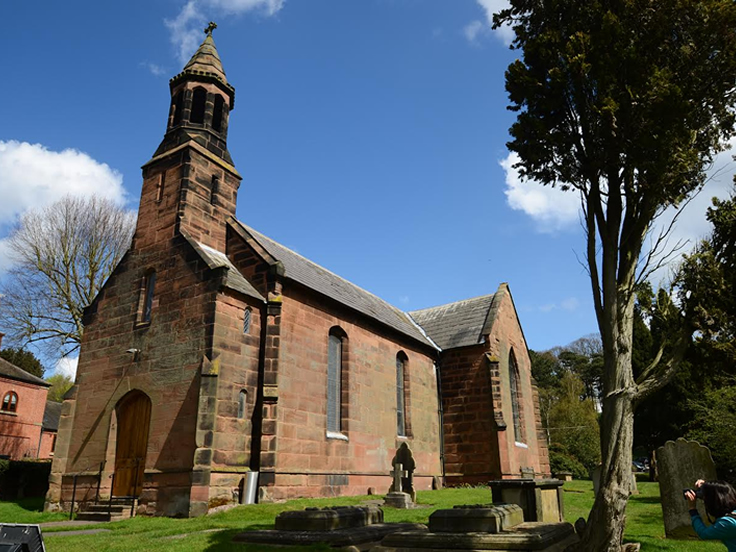 brief history of Packington - with special reference to its ancient church.