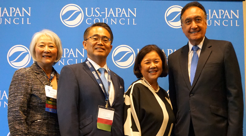 Donna Cole and US-Japan Council
