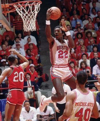 Clyde Drexler 1984