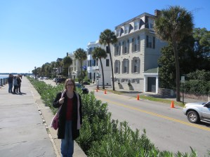 Historic Mansions on E Battery St