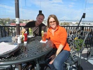 Charleston (our #1 food destination!)