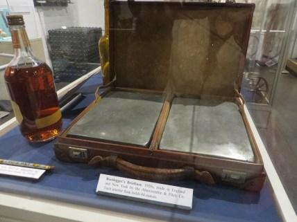 Bootlegger briefcase - creative!