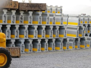 Movable barriers
