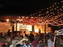 Santa Fe Bandstand - music every night