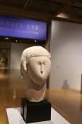 Head by Amedeo Modigliani