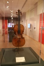 Prince Doria Violin, 1734, del Gesu, the Van Gogh of violin making in that he tossed conventions out in favor of raw intuitive technique