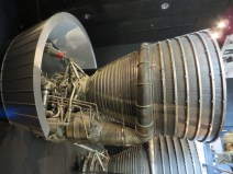 Saturn 5 F-1 Engine