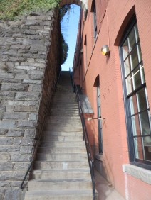 Stairs featured in The Exorcist - Georgetown