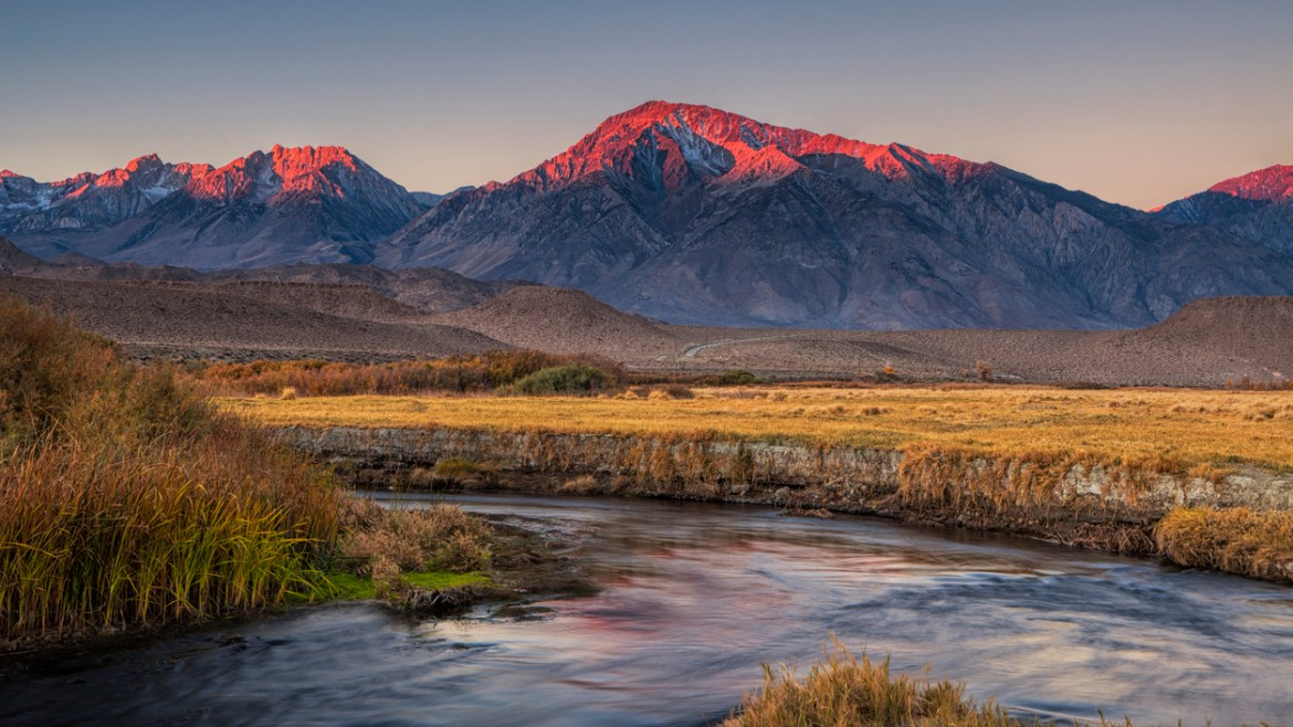 Melting Record Snowpack Could Flood LA Aqueduct and Owens Valley (KPCC)