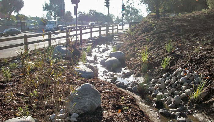 Eastern Gateway Project at Baldwin Hills