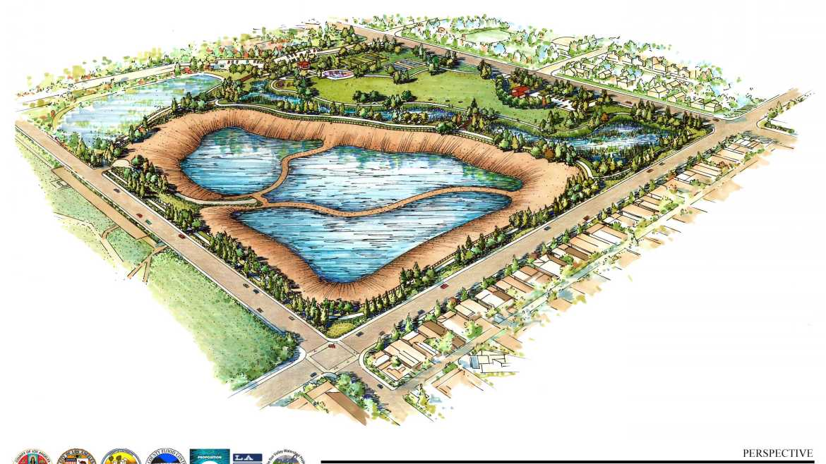 Rory M. Shaw Wetlands Park Project