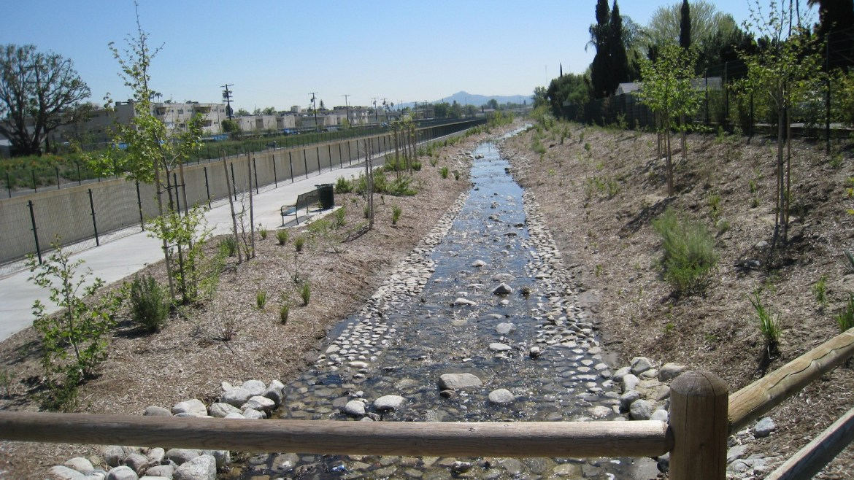 Tujunga Wash Greenway Restoration Project