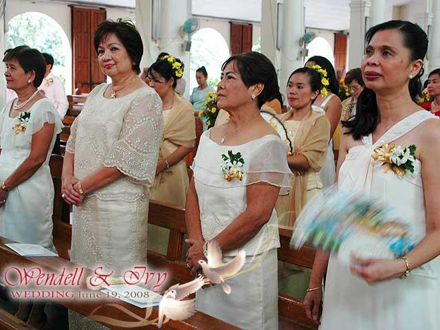 Dress For Wedding Sponsors Philippines